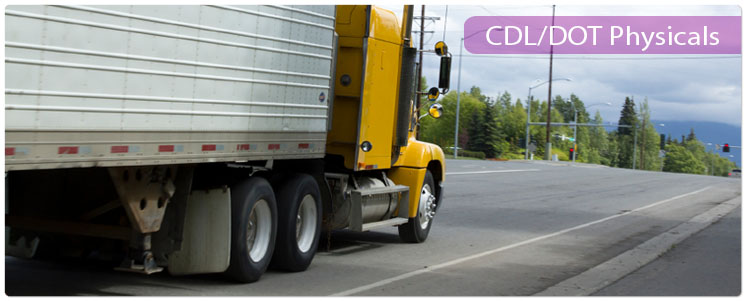 CDL/DOT Physicals